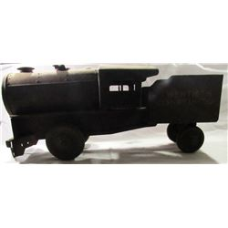 RARE VINTAGE STEELCRAFT RIDE-ON LOCOMOTIVE