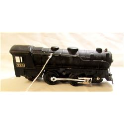VINTAGE MARX TRAINS 999 LOCOMOTIVE -