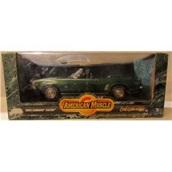 ERTL 1969 CAMARO Z/28 DIECAST MODEL TOY CAR