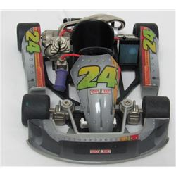 SCARCE JEFF GORDON #24 TONY CART SLOT CAR