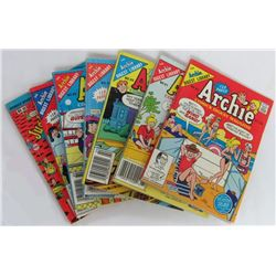 7-ARCHIE COMICS DIGEST MAGAZINE