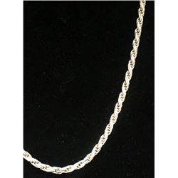 16 INCH ITALY STERLING NECKLACE/CHAIN