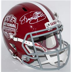 Derrick Henry Signed Alabama Crimson Tide Full-Size Speed Helmet (Henry Hologram  Radtke COA)