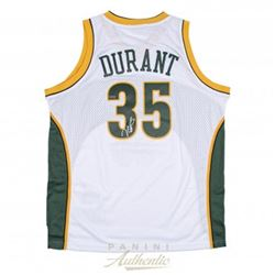 Kevin Durant Signed Seattle Supersonics Authentic Swingman Jersey (Panini COA)