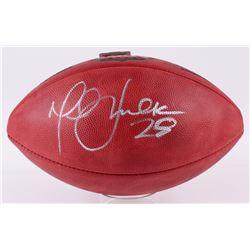 Marshall Faulk Signed Super Bowl XXXIV Official NFL Game Ball (JSA COA)