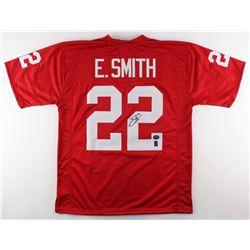 Emmitt Smith Signed Cardinals Jersey (PROVA Hologram,  Smith Hologram)