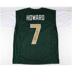 Jordan Howard Signed UAB Blazers Jersey (JSA COA)