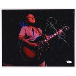Gregg Allman Signed 11x14 Photo (JSA COA)