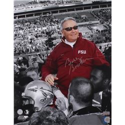 Bobby Bowden Signed Florida State Seminoles 16x20 Photo (Radtke Hologram)