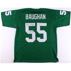 "Maxie Braughan Signed Eagles Jersey Inscribed ""9x Pro Bowl"" (JSA COA)"