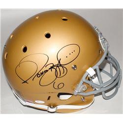 Jerome Bettis Signed Notre Dame Fighting Irish Full-Size Helmet (JSA COA)