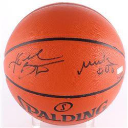 "Kobe Bryant Signed LE NBA Official Game Ball Series Basketball Inscribed ""Mamba Out"" (Panini COA)"