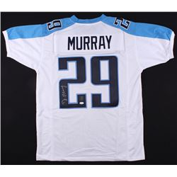DeMarco Murray Signed Titans Jersey (JSA COA  Murray Hologram)
