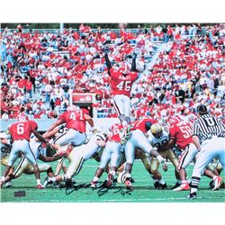Boss Bailey Signed Georgia Bulldogs 16x20 Photo (Radtke COA)
