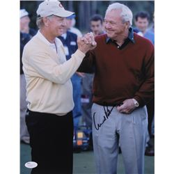 Arnold Palmer Signed 11x14 Photo (JSA COA)