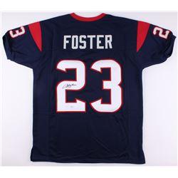 Arian Foster Signed Texans Jersey (JSA COA)