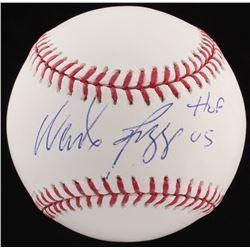 """Wade Boggs Signed OML Baseball Inscribed """"HOF 05"""" (Radtke Hologram)"""