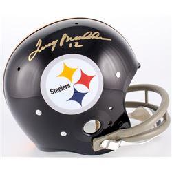Terry Bradshaw Signed Steelers Full-Size Suspension Helmet (Bradshaw Hologram)