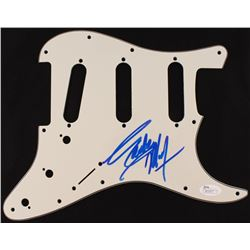 Eddie Money Signed Pickguard (JSA COA)