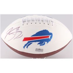 Sammy Watkins Signed Buffalo Bills Logo Football (Radtke Hologram)