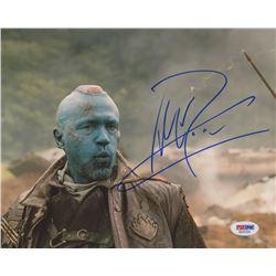 "Michael Rooker Signed ""Guardians of the Galaxy"" 8x10 Photo (PSA COA)"