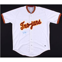 Mark McGwire Signed USC Trojans Jersey (Steiner COA, Online Authentics COA  MLB Hologram)
