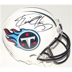 Derrick Henry Signed Titans Mini Helmet (Radtke COA  Henry Hologram)