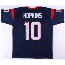 DeAndre Hopkins Signed Texans Jersey (Radtke COA)