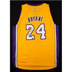 Kobe Bryant Signed Lakers Jersey (Panini COA)