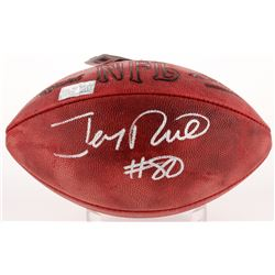 Jerry Rice Signed Official NFL Game Ball (Rice Hologram)