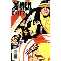 """Stan Lee Signed """"X-Men: Children of the Atom"""" Comic Book (Stan Lee COA)"""