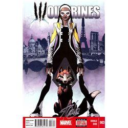 "Stan Lee Signed ""Wolverines"" Comic Book (Stan Lee COA)"
