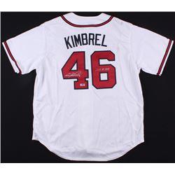 "Craig Kimbrel Signed Braves Jersey Inscribed ""2011 NL ROY"" (Radtke COA)"