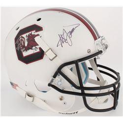 Steve Spurrier Signed South Carolina Gamecocks Full-Size Helmet (Radtke COA)