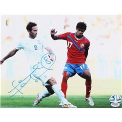 Frank Lampard Signed England 11x14 Photo (PSA COA)