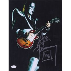 "Ace Frehley Signed ""KISS"" 11x14 Photo (JSA COA)"
