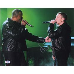 Dr.Dre Signed 11x14 Photo (PSA LOA)