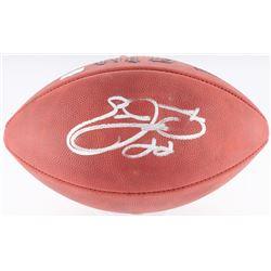 Emmitt Smith Signed Official NFL Game Ball (Radtke Hologram  Prova Hologram  Smith Hologram)