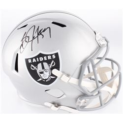 Bo Jackson Signed Raiders Full-Size Speed Helmet (Jackson Hologram)