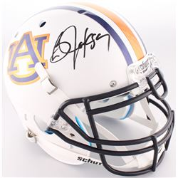 Bo Jackson Signed Auburn Tigers Full-Size Authentic On-Field Helmet (Jackson Hologram)