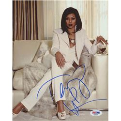 "Taraji P. Henson Signed ""Empire"" 8x10 Photo (PSA COA)"