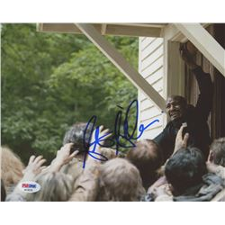 "Seth Gilliam Signed ""The Walking Dead"" 8x10 Photo (PSA COA)"
