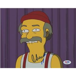 "Cheech Marin Signed ""The Simpsons"" 8x10 Photo (PSA COA)"