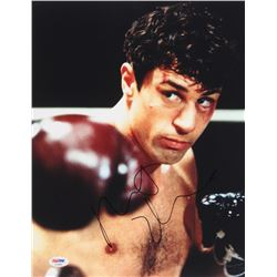"Robert De Niro Signed ""Raging Bull"" 11x14 Photo (PSA COA)"