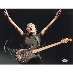 Roger Waters Signed 11x14 Photo (PSA COA)
