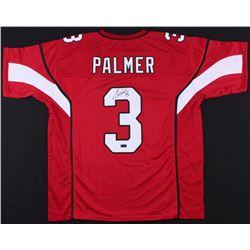 Carson Palmer Signed Cardinals Jersey (Radtke COA)