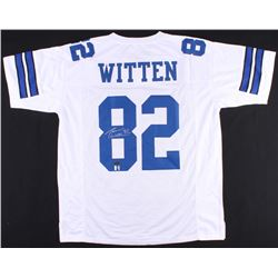 Jason Witten Signed Cowboys Jersey (Witten Hologram  Radtke Hologram)