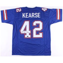 "Jevon Kearse Signed Florida Gaters Jersey Inscribed ""The Freak"" (Radtke COA)"