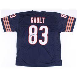 Willie Gault Signed Bears Jersey (Schwartz Sports COA)