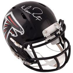Matt Ryan Signed Falcons Mini Speed Helmet (Fanatics Hologram)